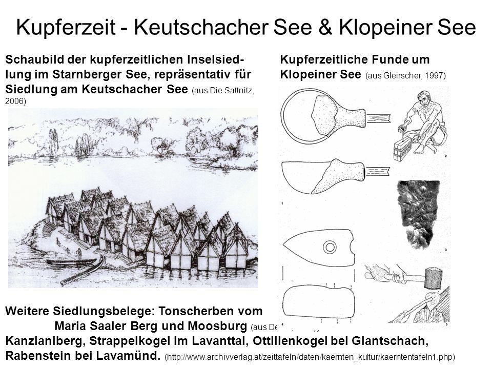 Kupferzeit - Keutschacher See & Klopeiner See