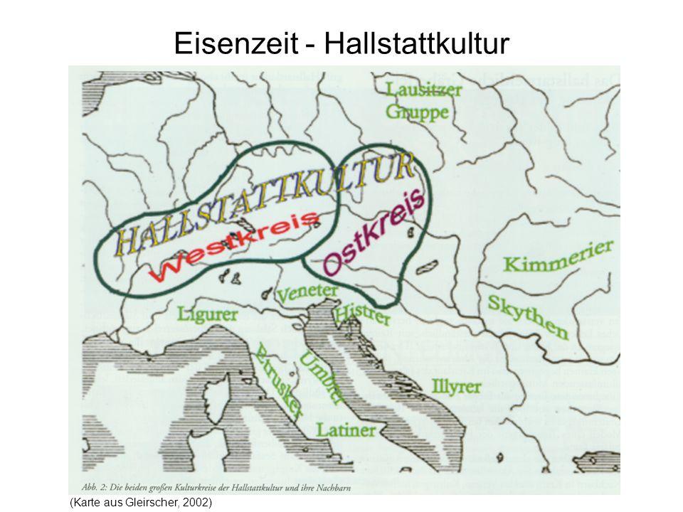Eisenzeit - Hallstattkultur