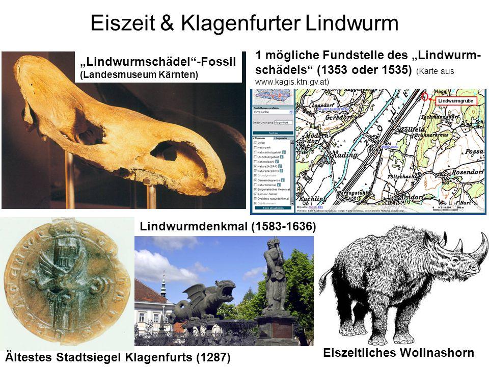 Eiszeit & Klagenfurter Lindwurm