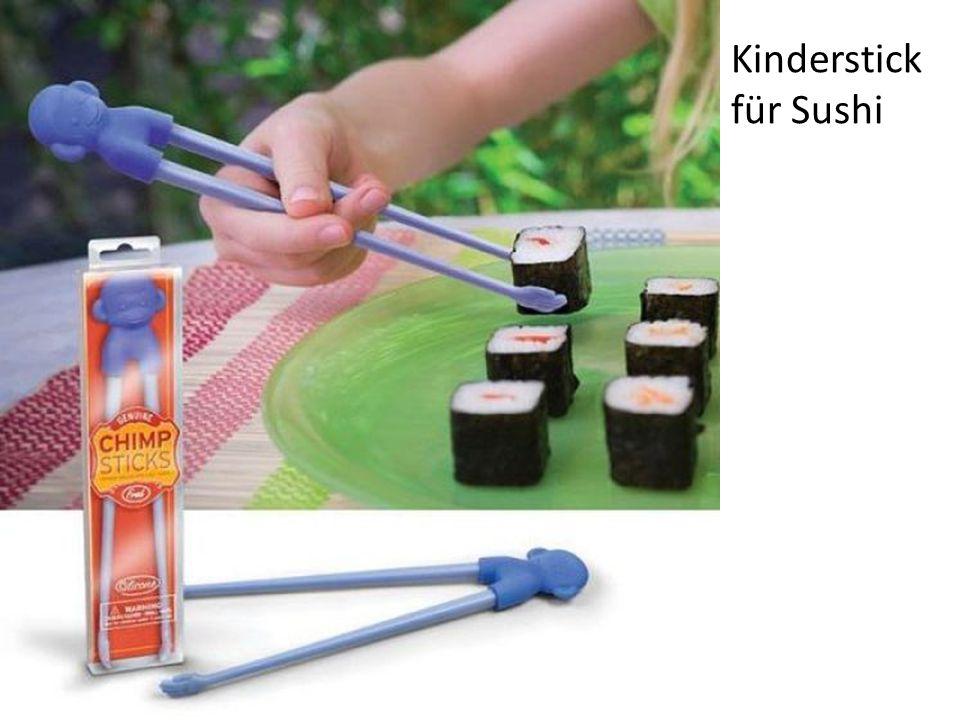 Kinderstick für Sushi