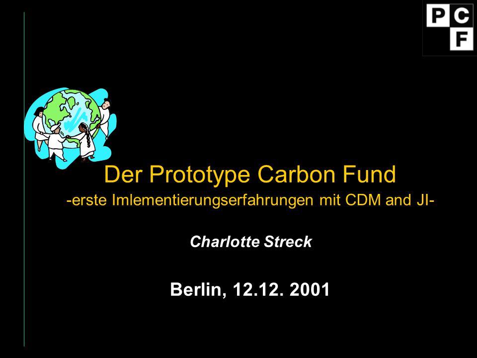 Der Prototype Carbon Fund