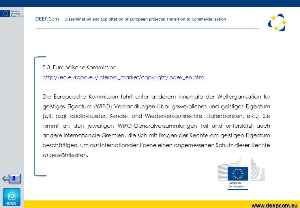 5.3. Europäische Kommission