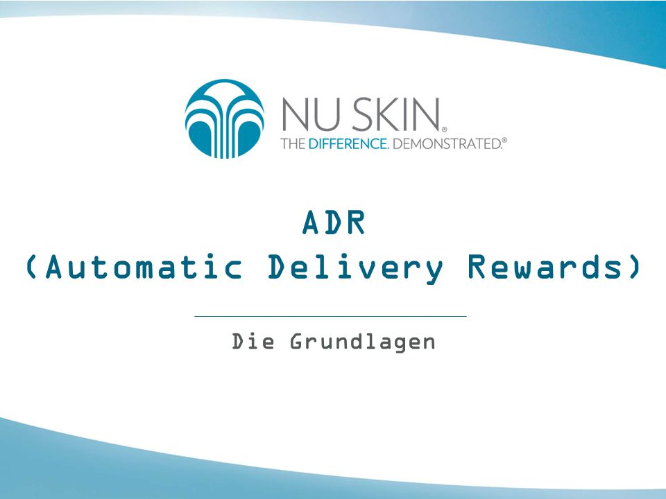 (Automatic Delivery Rewards)
