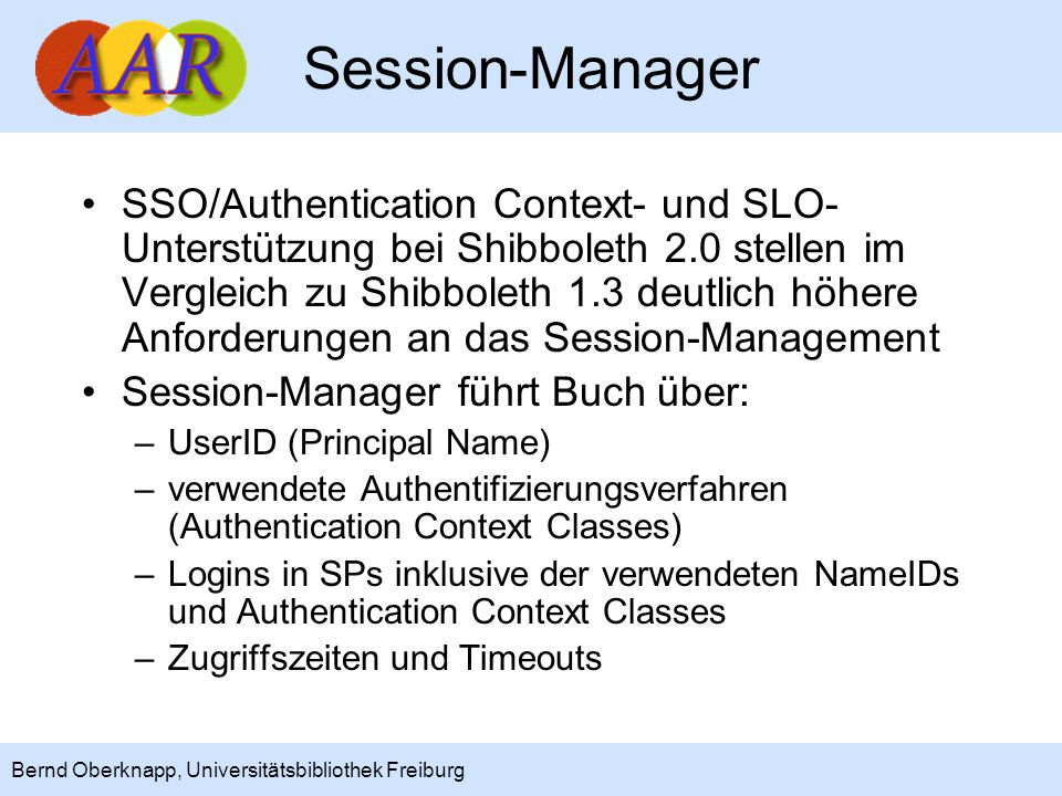 Session-Manager