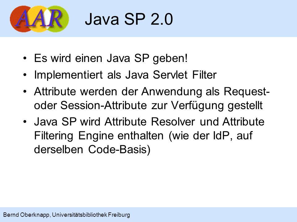 Java SP 2.0 Es wird einen Java SP geben!