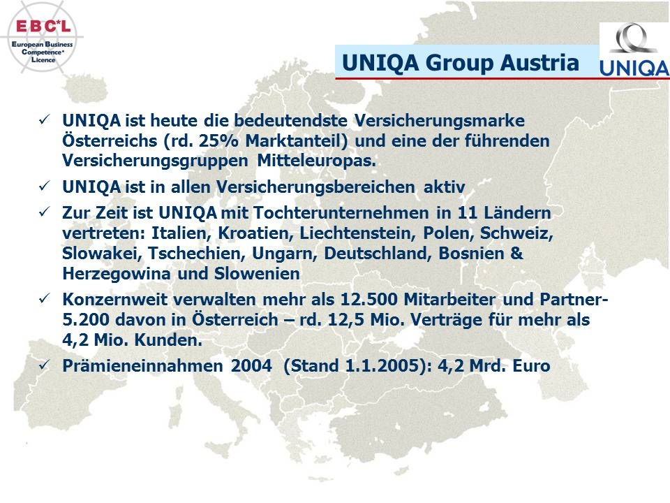 UNIQA Group Austria