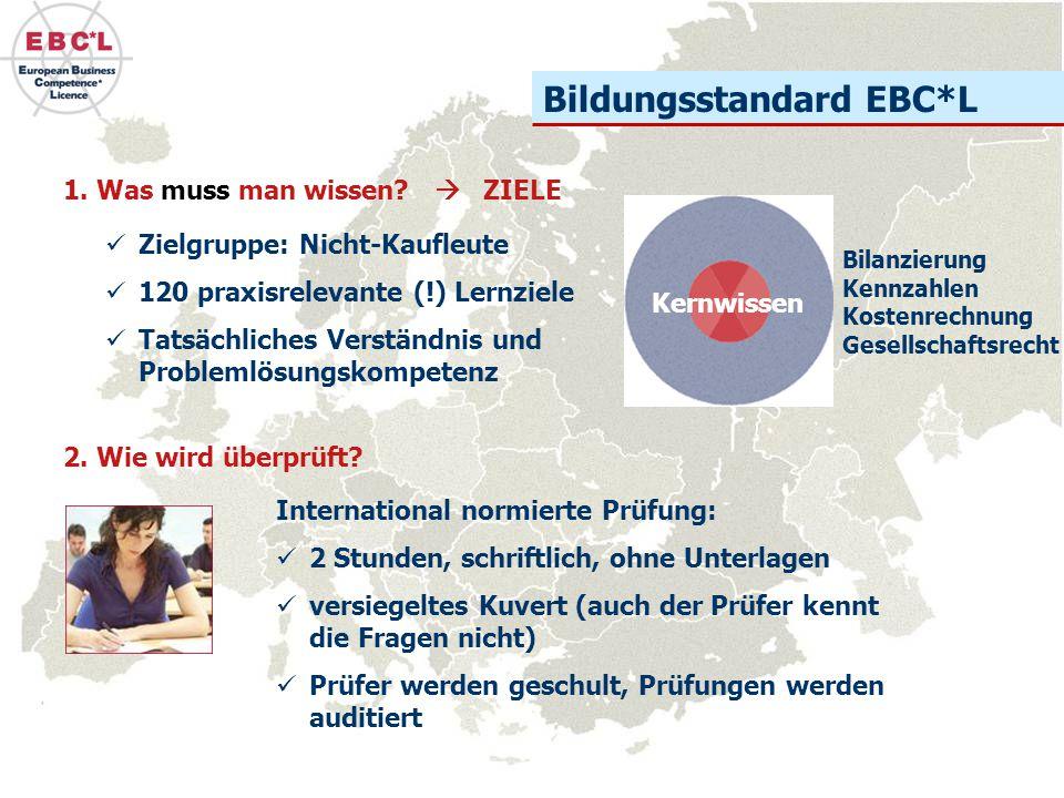 Bildungsstandard EBC*L