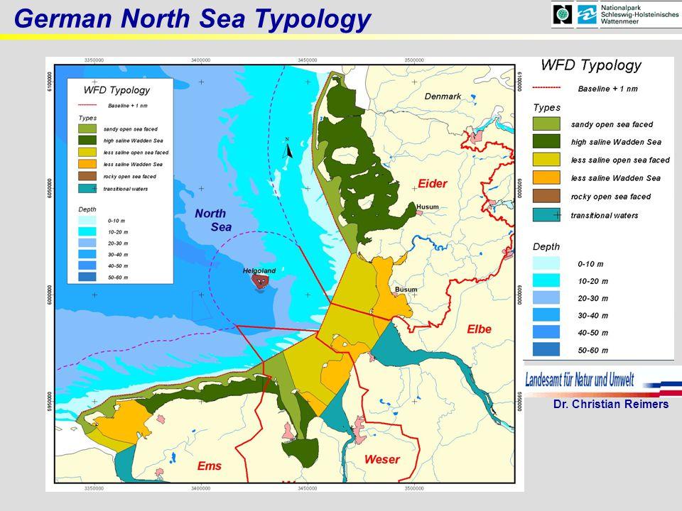 German North Sea Typology