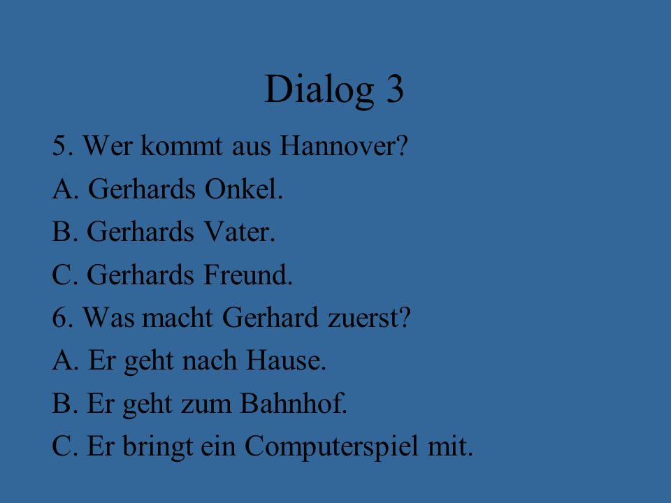 Dialog 3