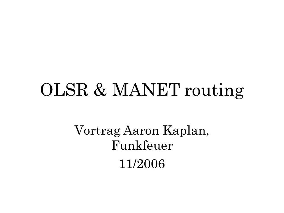 Vortrag Aaron Kaplan, Funkfeuer 11/2006