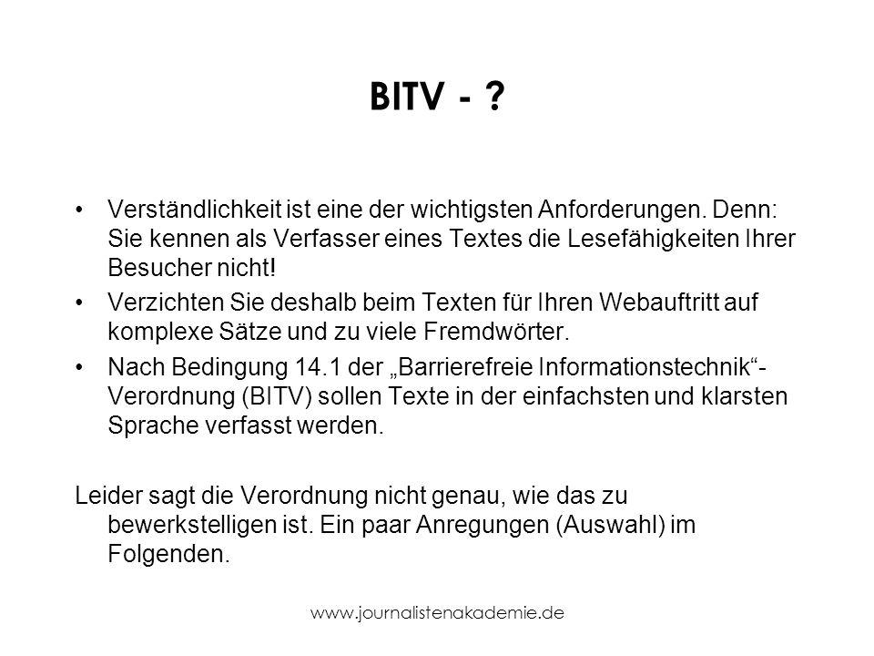 BITV -