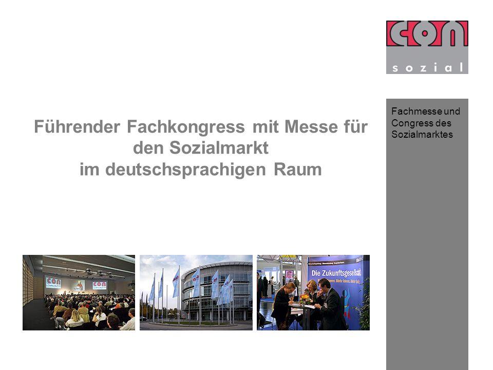 Führender Fachkongress mit Messe für den Sozialmarkt im deutschsprachigen Raum