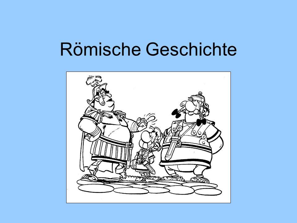 Römische Geschichte Diverse Aspekte