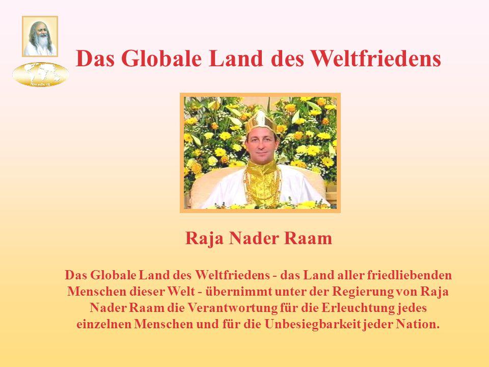 Das Globale Land des Weltfriedens