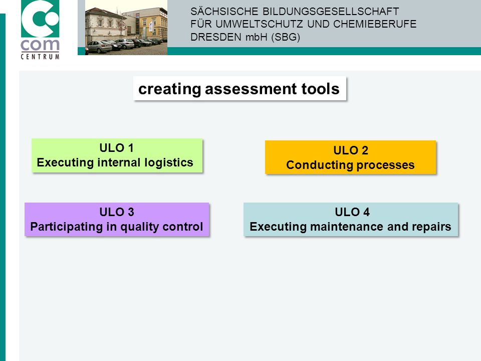 creating assessment tools