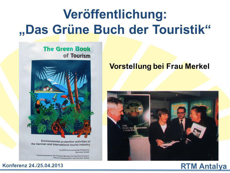"""Veröffentlichung: """"Das Grüne Buch der Touristik"""