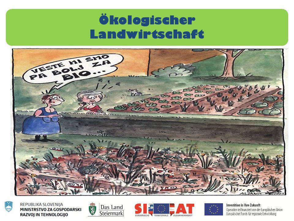 Ökologischer Landwirtschaft