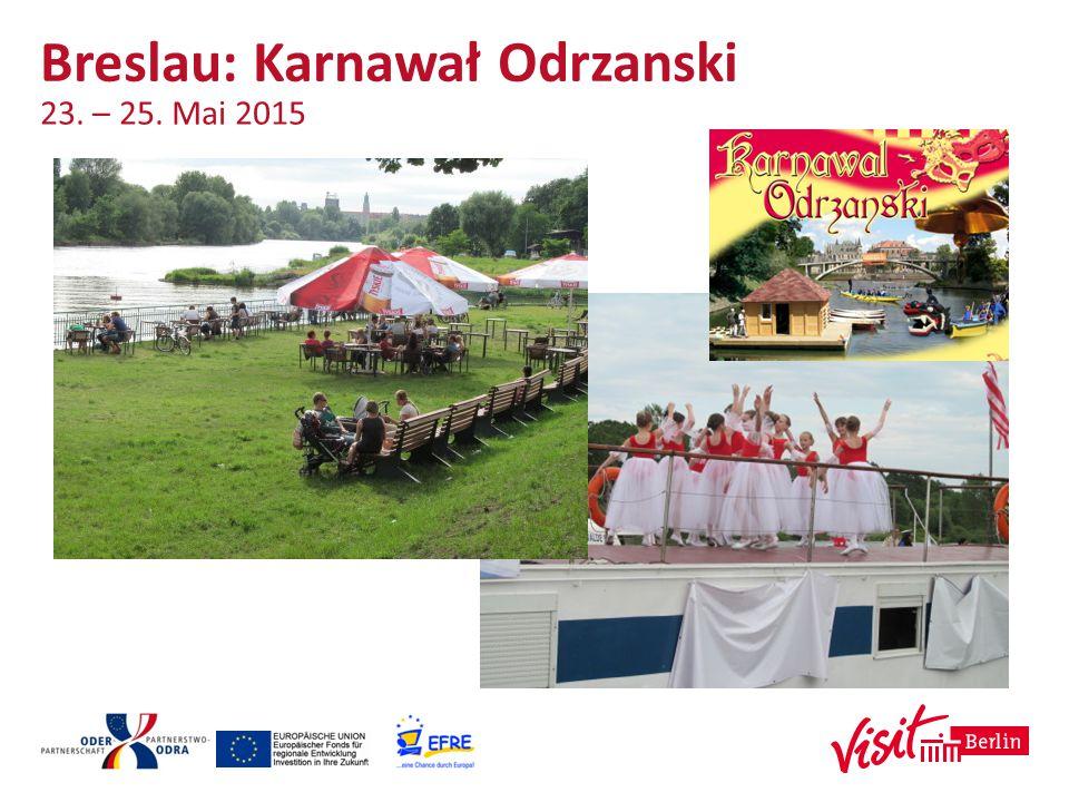 Breslau: Karnawał Odrzanski