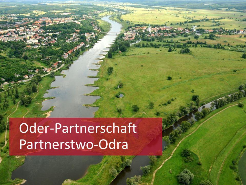 Oder-Partnerschaft Partnerstwo-Odra