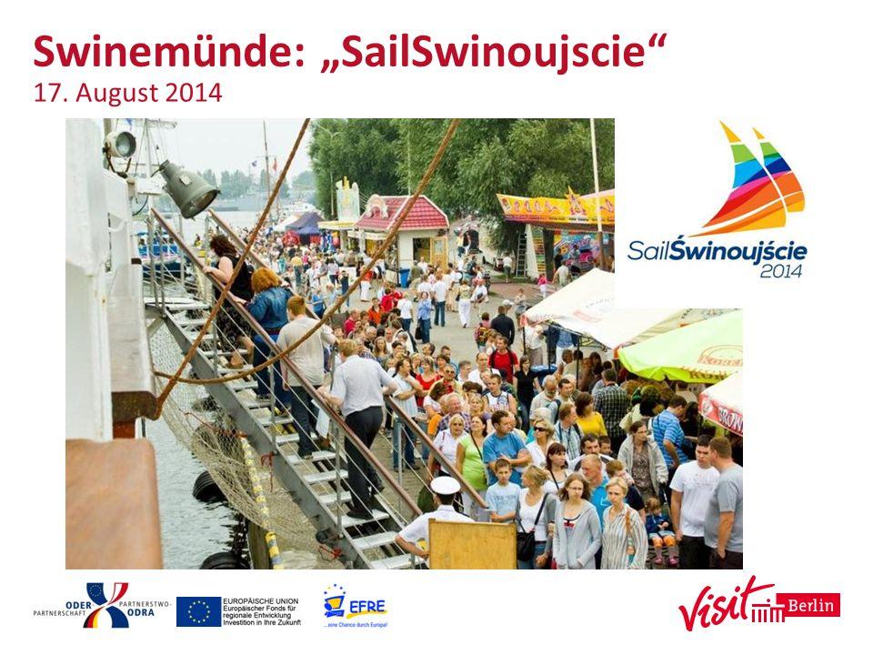 "Swinemünde: ""SailSwinoujscie"