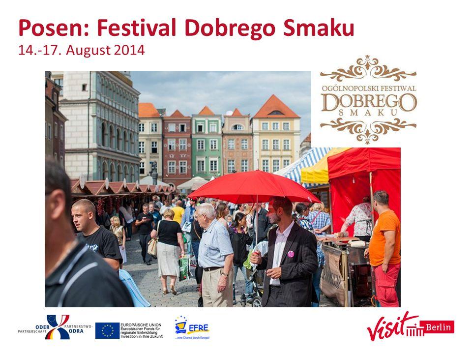 Posen: Festival Dobrego Smaku