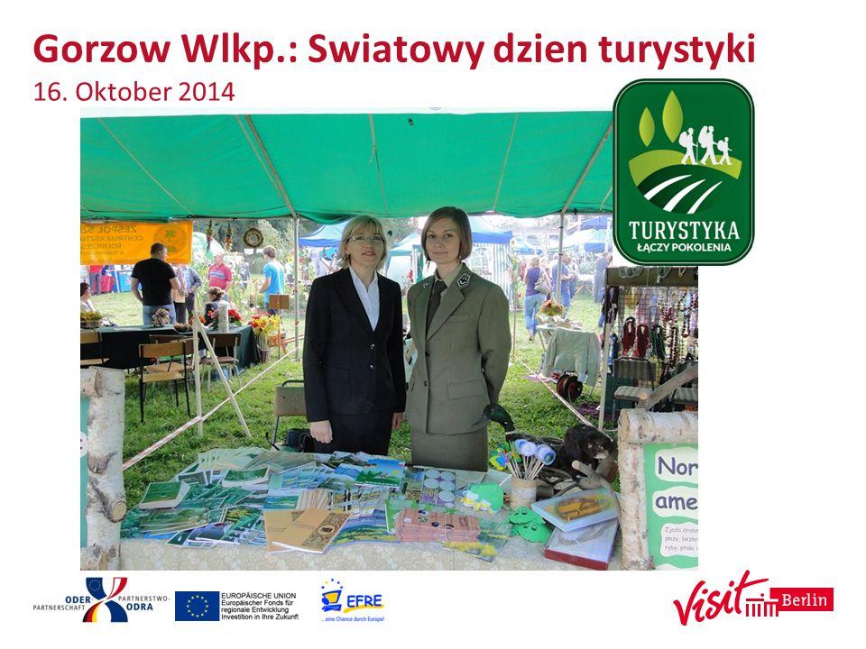 Gorzow Wlkp.: Swiatowy dzien turystyki