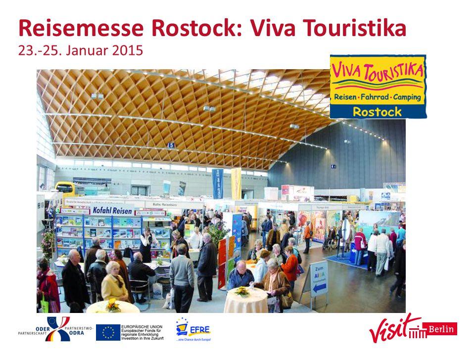 Reisemesse Rostock: Viva Touristika