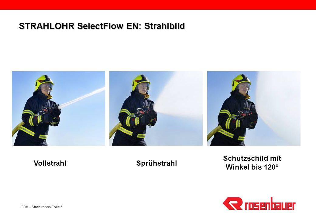 STRAHLOHR SelectFlow EN: Strahlbild