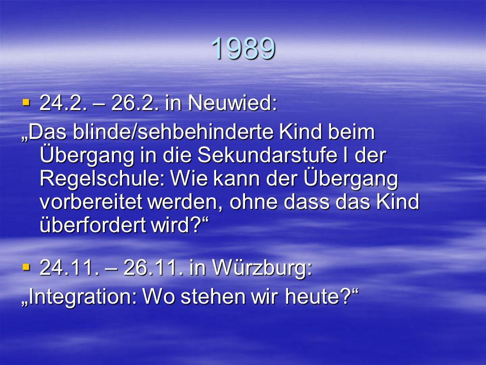 1989 24.2. – 26.2. in Neuwied: