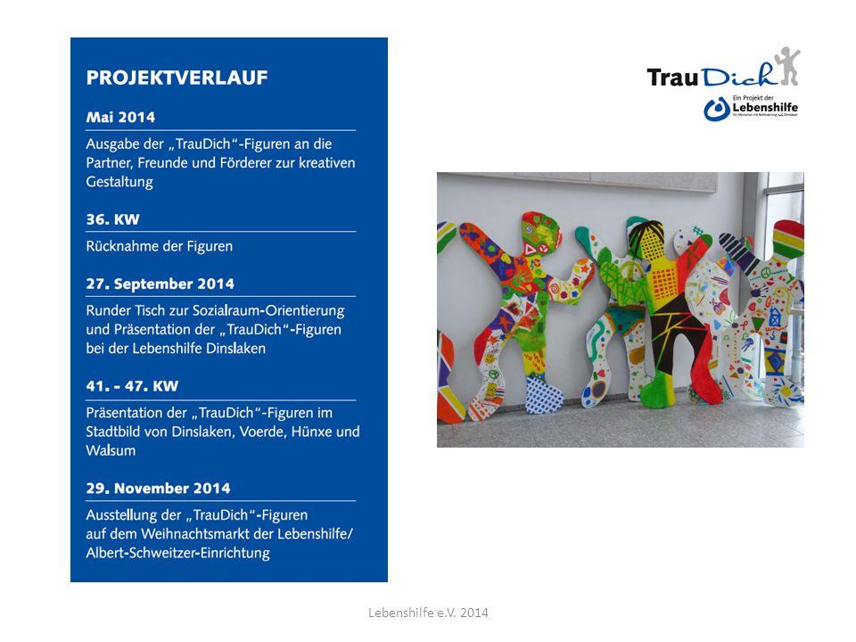 Lebenshilfe e.V. 2014