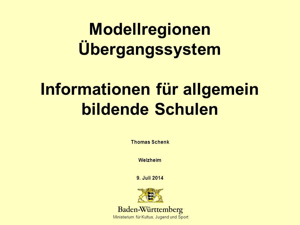 Thomas Schenk Welzheim 9. Juli 2014