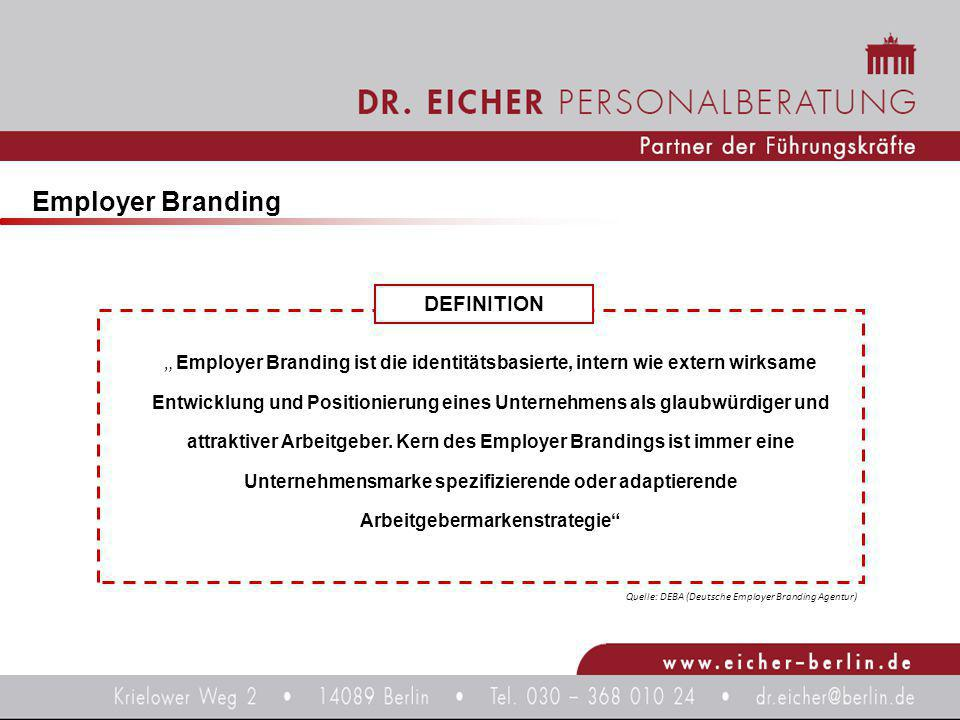 Employer Branding DEFINITION