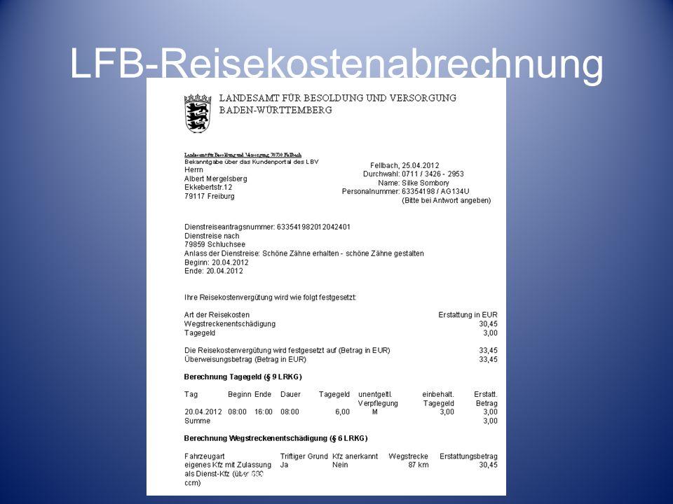 LFB-Reisekostenabrechnung