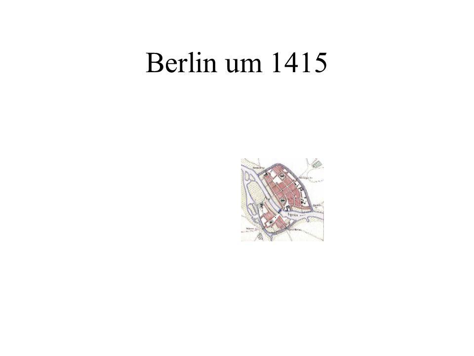 Berlin um 1415