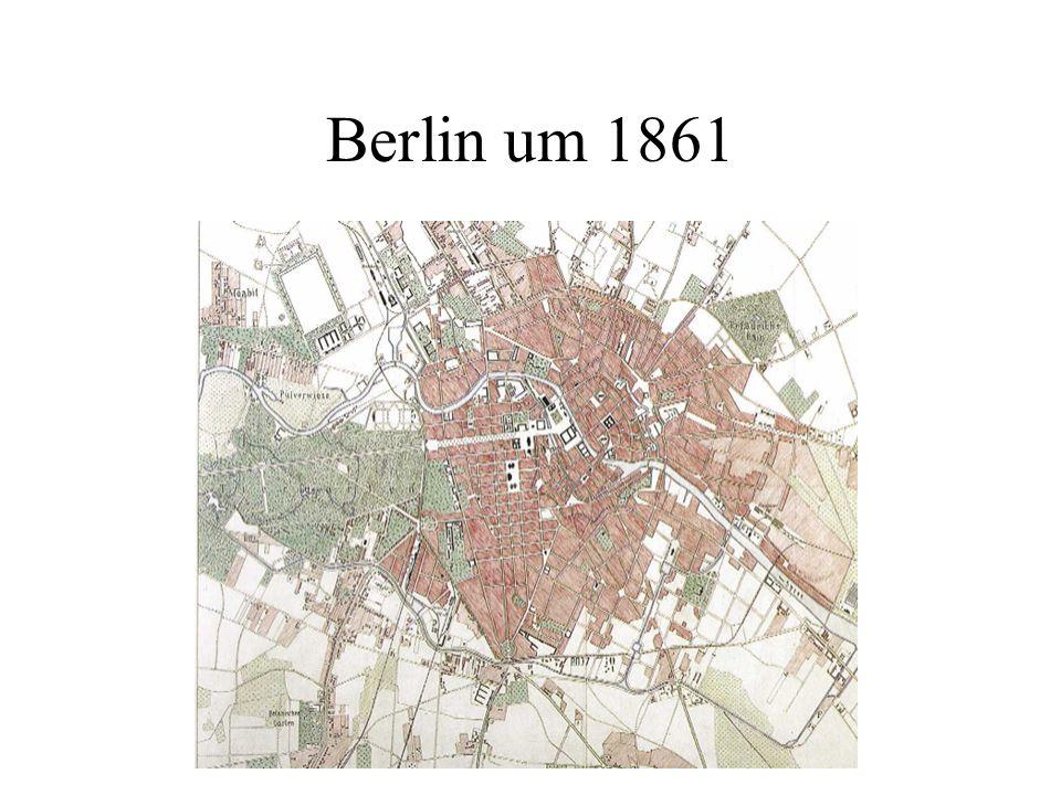 Berlin um 1861