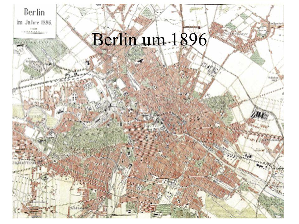 Berlin um 1896