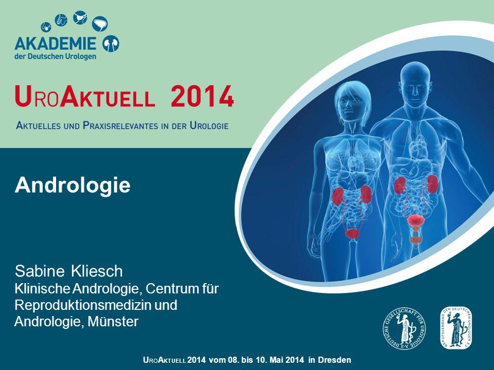 Andrologie Sabine Kliesch