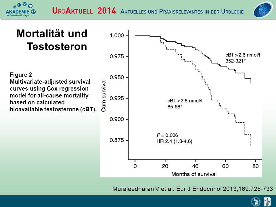 Mortalität und Testosteron