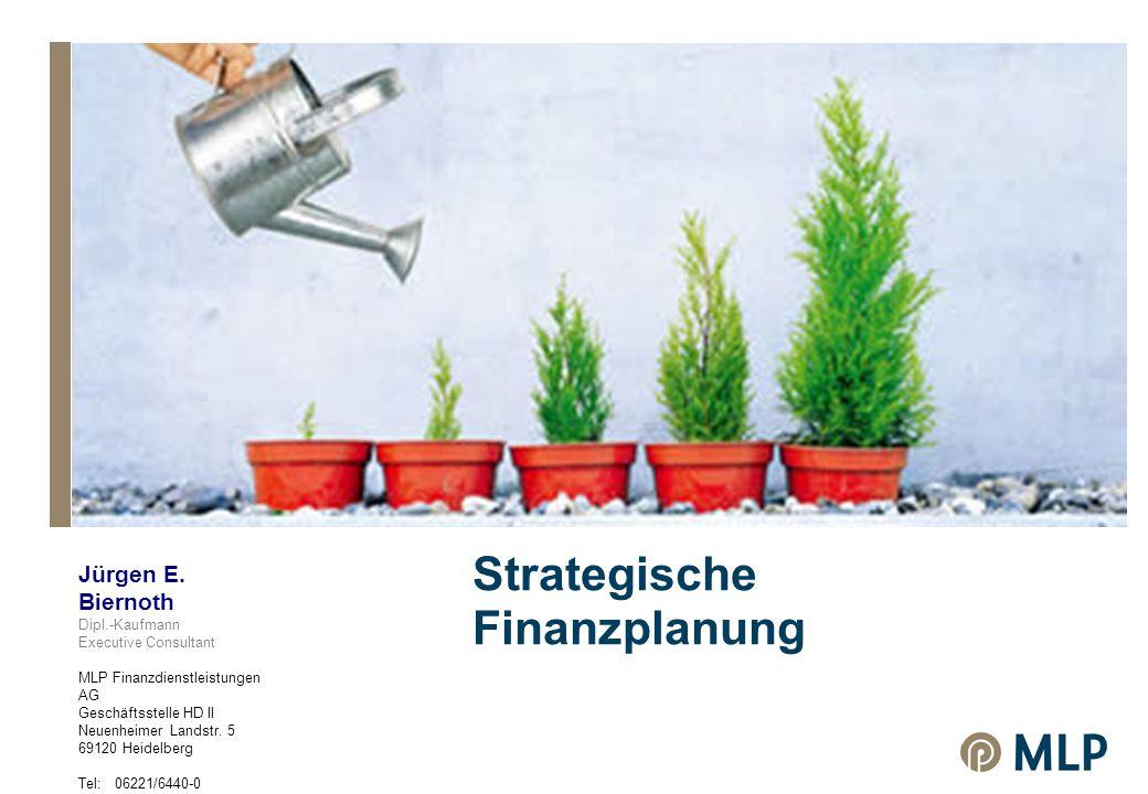 Strategische Finanzplanung