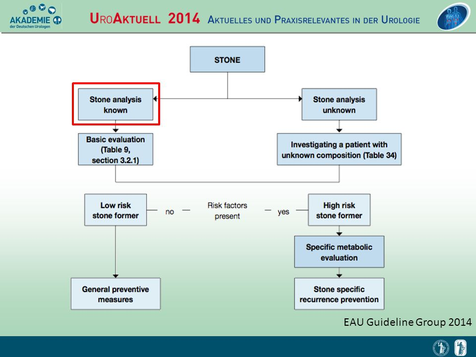 EAU Guideline Group 2014
