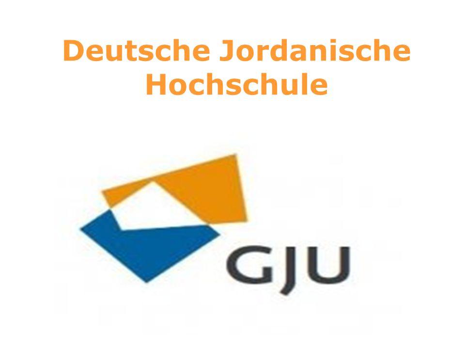 Deutsche Jordanische Hochschule
