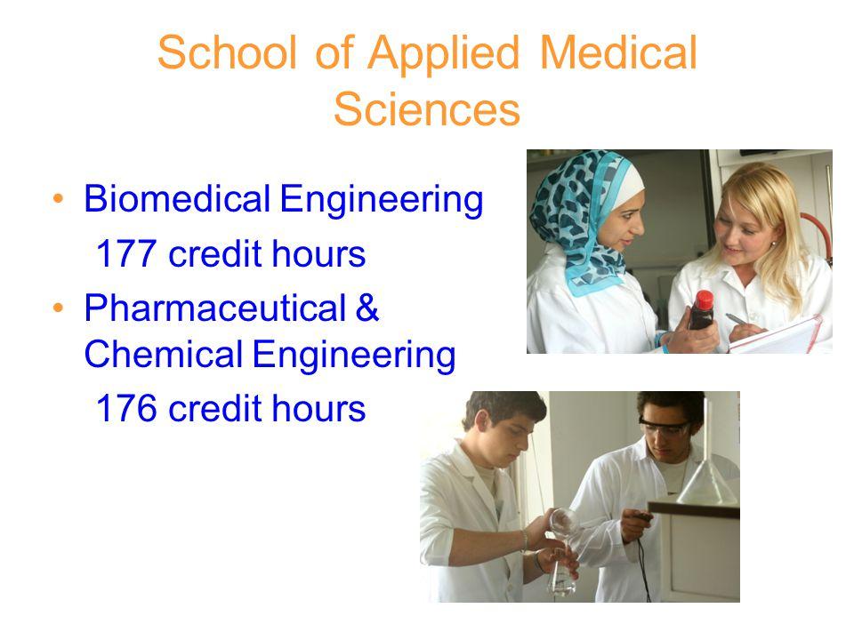 School of Applied Medical Sciences