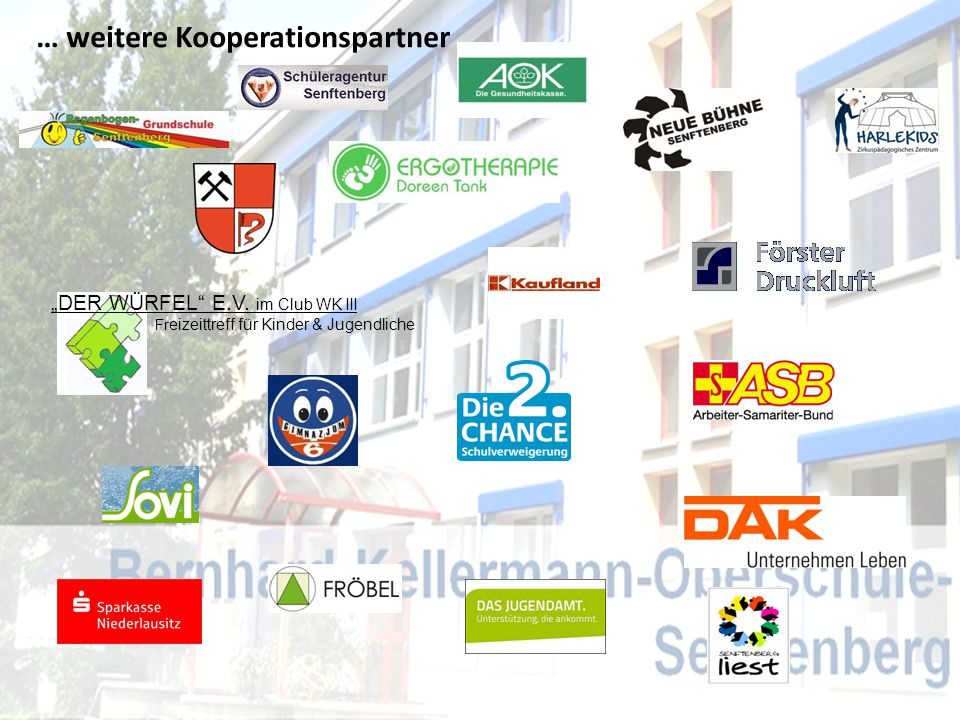 … weitere Kooperationspartner