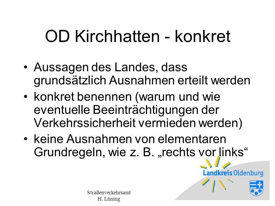 OD Kirchhatten - konkret