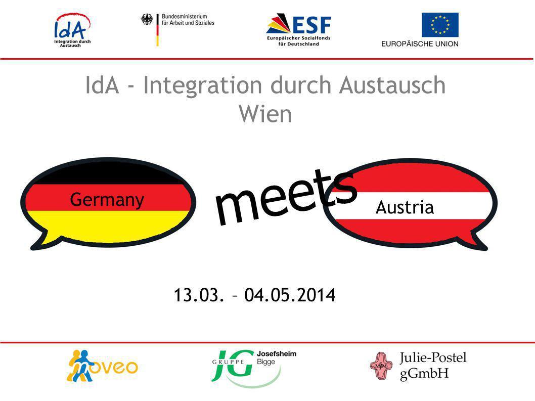 IdA - Integration durch Austausch Wien