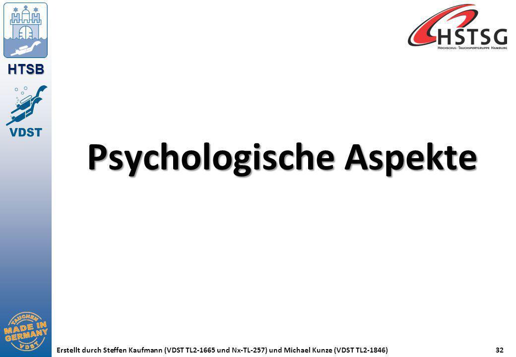 Psychologische Aspekte