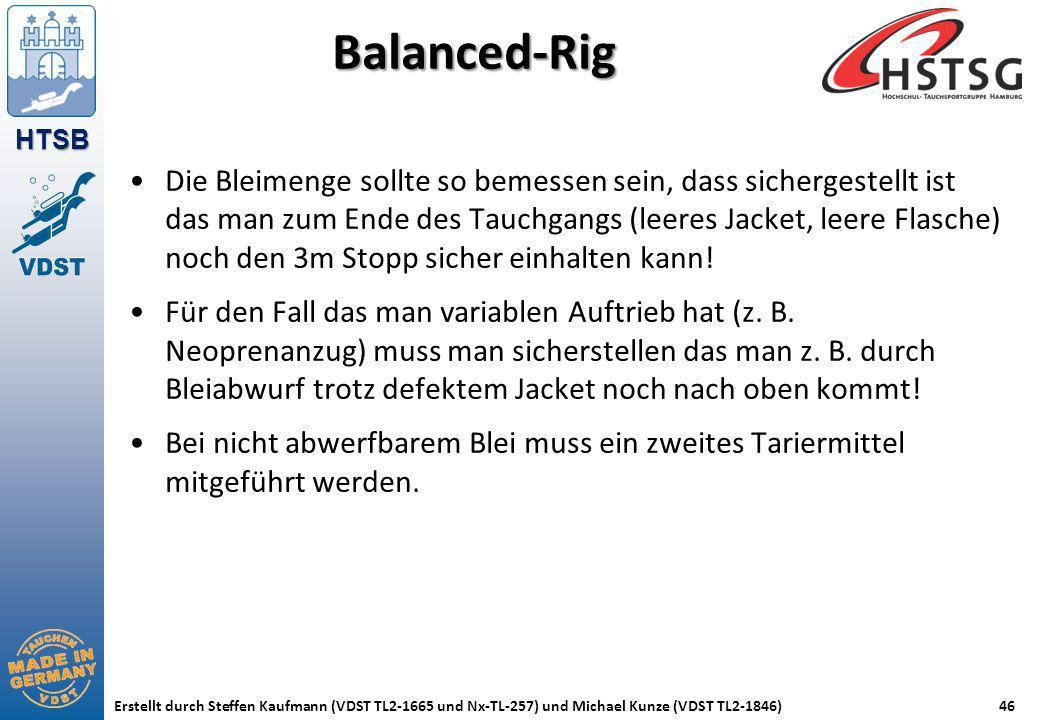 Balanced-Rig