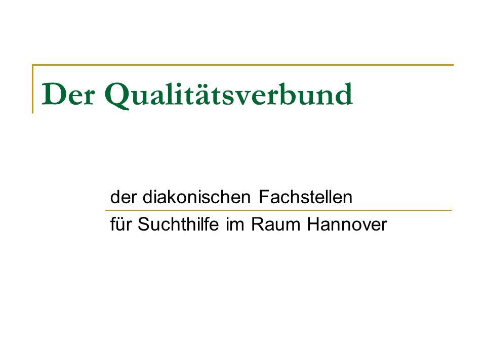 der diakonischen Fachstellen für Suchthilfe im Raum Hannover