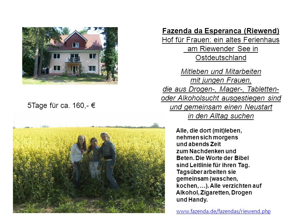 Fazenda da Esperanca (Riewend)
