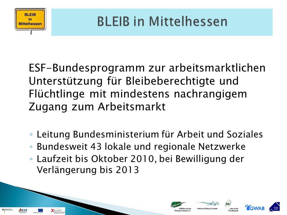 BLEIB in Mittelhessen